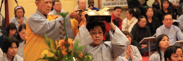 Sớ Cầu An – Cầu  Siêu dịp Lễ Phật Đản 2019