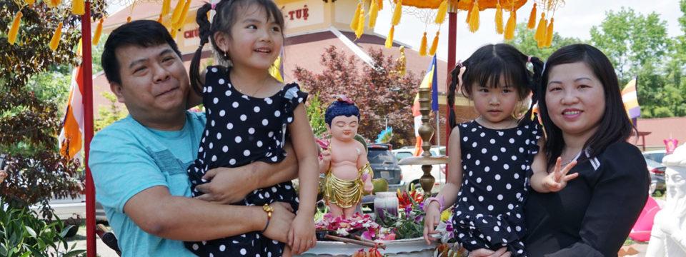 Hình Ảnh ngày Đại Lễ Phật  Đản pl. 2563-2019