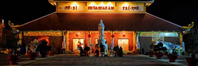 Hình Ảnh Lễ Đón Giao Thừa Xuân Kỷ Hợi 2019